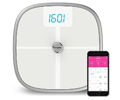 Bluetooth & Wi-Fi Smart Health Scale